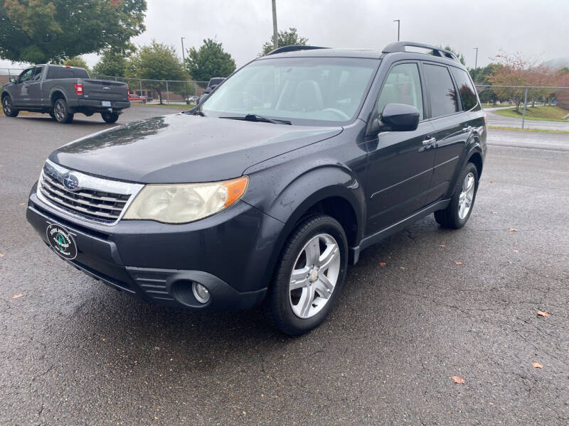 2010 Subaru Forester for sale at Steve Johnson Auto World in West Jefferson NC
