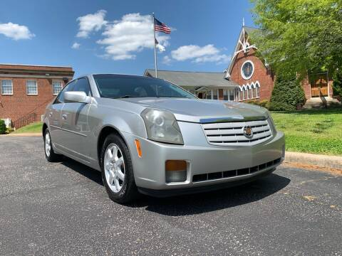 2007 Cadillac CTS for sale at Automax of Eden in Eden NC