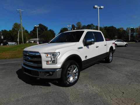 2015 Ford F-150 for sale at Paniagua Auto Mall in Dalton GA
