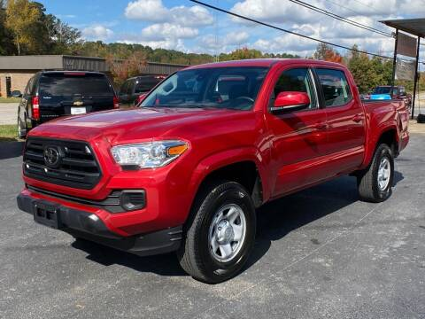2018 Toyota Tacoma for sale at Luxury Auto Innovations in Flowery Branch GA