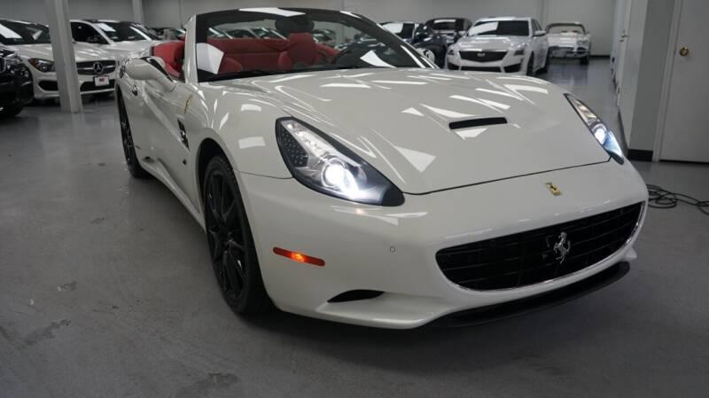 2012 Ferrari California for sale at SZ Motorcars in Woodbury NY