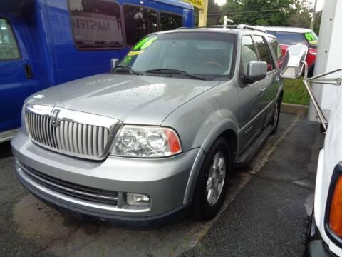 2006 Lincoln Navigator for sale at Wheels and Deals 2 in Atlanta GA