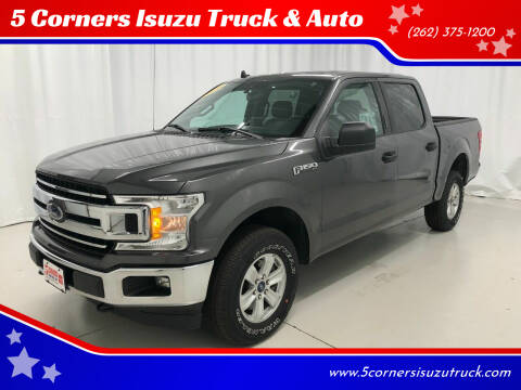 2020 Ford F-150 for sale at 5 Corners Isuzu Truck & Auto in Cedarburg WI