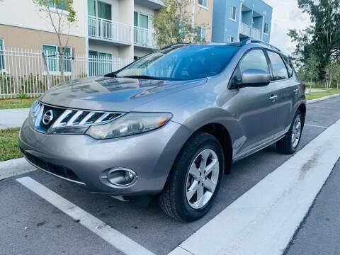 2009 Nissan Murano for sale at LA Motors Miami in Miami FL
