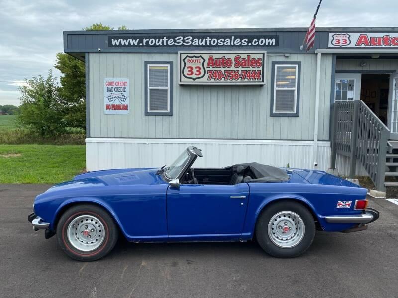 1975 Triumph TR6 for sale in Carroll, OH