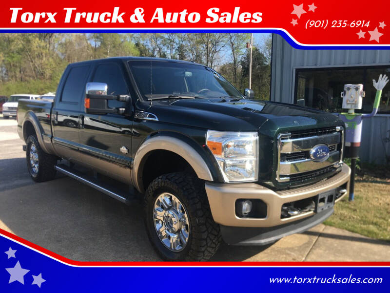 2014 Ford F-350 Super Duty for sale at Torx Truck & Auto Sales in Eads TN