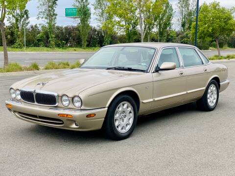 2001 Jaguar XJ-Series for sale at Silmi Auto Sales in Newark CA