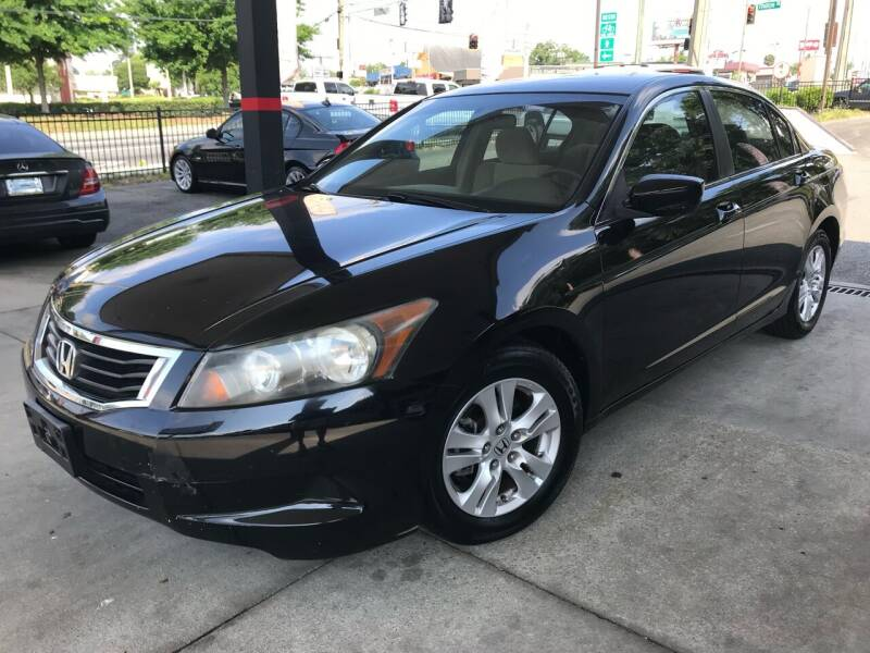 2008 Honda Accord for sale at Michael's Imports in Tallahassee FL