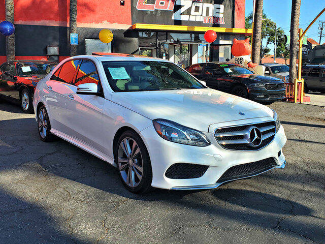2014 Mercedes-Benz E-Class for sale at Carzone Automall in South Gate CA