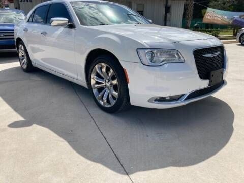 2018 Chrysler 300 for sale at Empire Automotive Group Inc. in Orlando FL