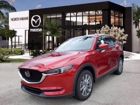 2021 Mazda CX-5 for sale at Mazda of North Miami in Miami FL