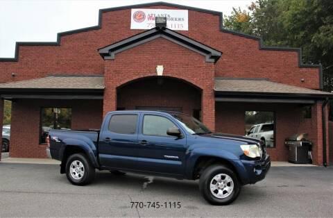2007 Toyota Tacoma for sale at Atlanta Auto Brokers in Cartersville GA