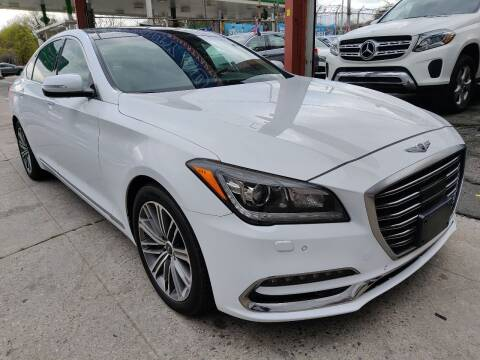 2018 Genesis G80 for sale at LIBERTY AUTOLAND INC - LIBERTY AUTOLAND II INC in Queens Villiage NY