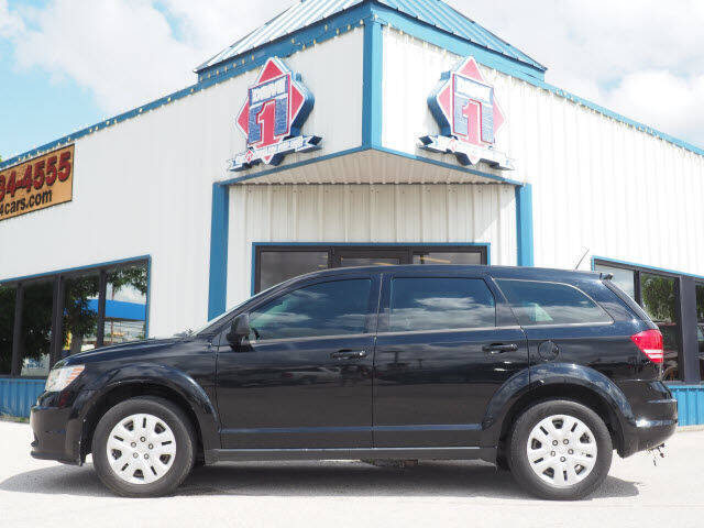 2015 Dodge Journey for sale at DRIVE 1 OF KILLEEN in Killeen TX
