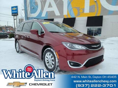 2018 Chrysler Pacifica for sale at WHITE-ALLEN CHEVROLET in Dayton OH