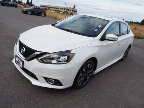 2018 Nissan Sentra for sale at Karmart in Burlington WA