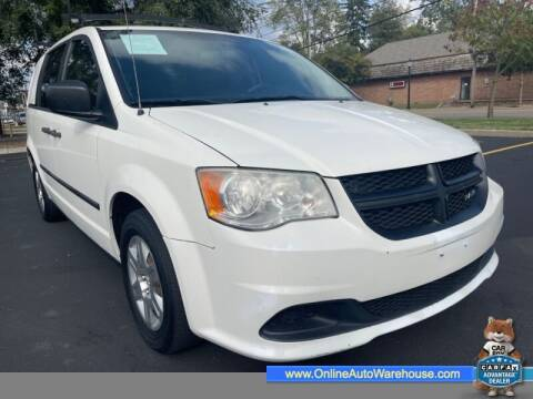 2013 RAM C/V for sale at IMPORTS AUTO GROUP in Akron OH