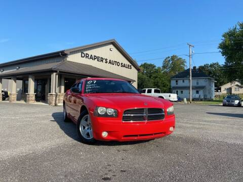 2007 Dodge Charger for sale at Drapers Auto Sales in Peru IN
