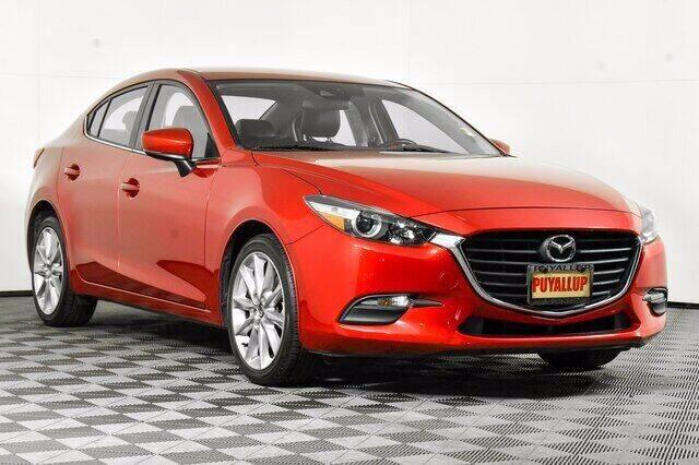 2017 Mazda MAZDA3 for sale at Washington Auto Credit in Puyallup WA