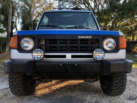 1989 Dodge Raider for sale at OVE Car Trader Corp in Tampa FL