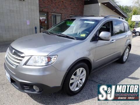 2008 Subaru Tribeca for sale at S & J Motor Co Inc. in Merrimack NH