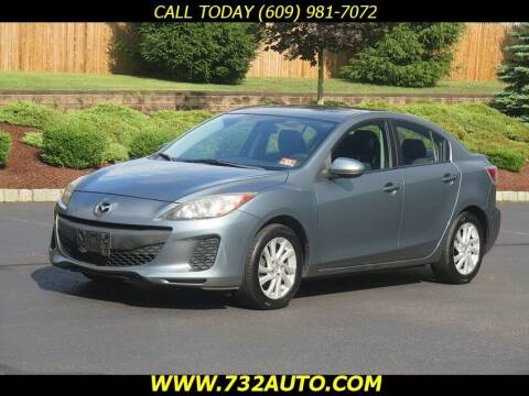 2012 Mazda MAZDA3 for sale at Absolute Auto Solutions in Hamilton NJ