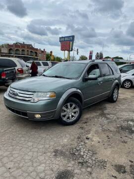 2008 Ford Taurus X for sale at Big Bills in Milwaukee WI