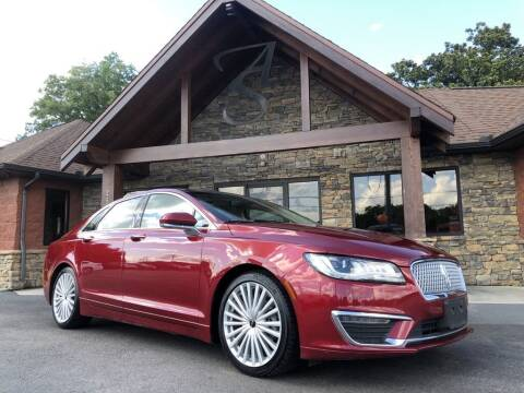 2017 Lincoln MKZ for sale at Auto Solutions in Maryville TN