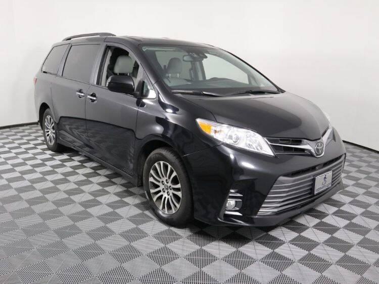 2020 Toyota Sienna for sale at AMS Vans in Tucker GA