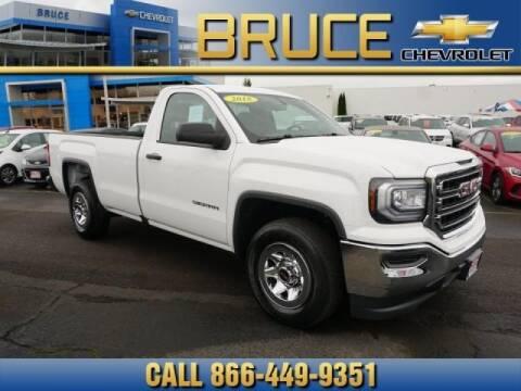2018 GMC Sierra 1500 for sale at Medium Duty Trucks at Bruce Chevrolet in Hillsboro OR