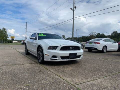 2014 Ford Mustang for sale at Exit 1 Auto in Mobile AL