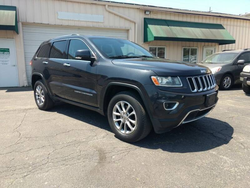 2014 Jeep Grand Cherokee for sale at Great Lakes AutoSports in Villa Park IL