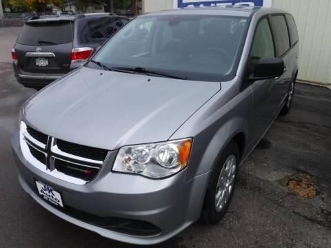 2018 Dodge Grand Caravan for sale at J & K Auto - J and K in Saint Bonifacius MN