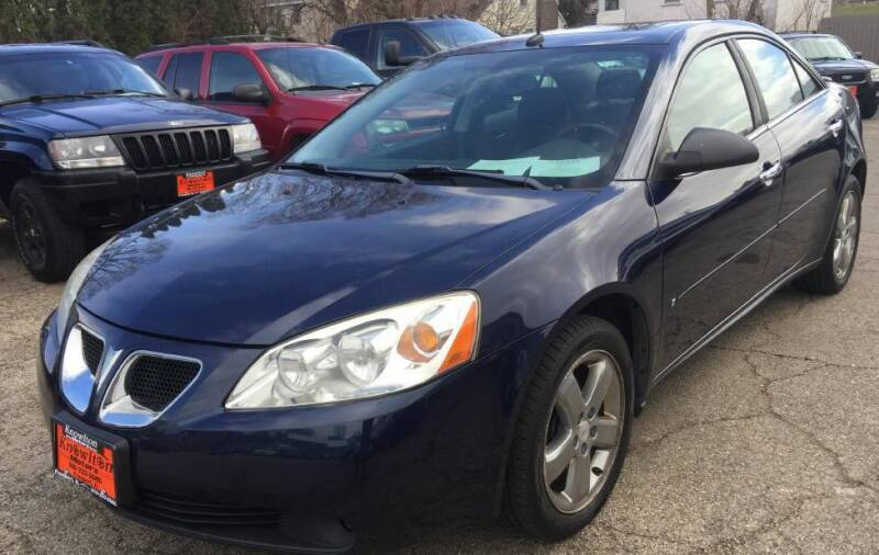 2008 Pontiac G6 for sale at Knowlton Motors, Inc. in Freeport IL
