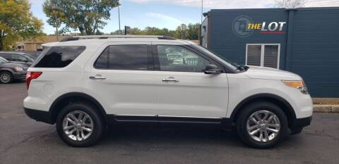 2014 Ford Explorer for sale at THE LOT in Sioux Falls SD
