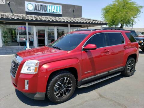 2014 GMC Terrain for sale at Auto Hall in Chandler AZ