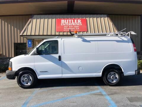 2006 GMC Savana Cargo for sale at Butler Enterprises in Savannah GA