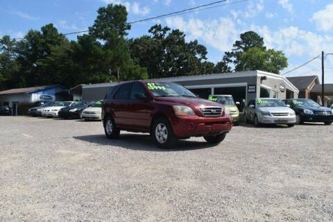 2007 Kia Sorento for sale at Barrett Auto Sales in North Augusta SC