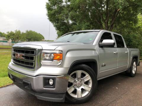 2014 GMC Sierra 1500 for sale at Powerhouse Automotive in Tampa FL
