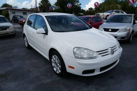 2007 Volkswagen Rabbit for sale at J Linn Motors in Clearwater FL