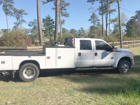2013 Ford F-550 Super Duty for sale at VAP Auto Sales llc in Franklinton LA