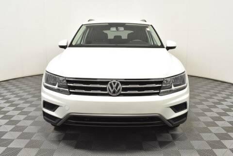 2018 Volkswagen Tiguan for sale at Southern Auto Solutions - Georgia Car Finder - Southern Auto Solutions-Jim Ellis Volkswagen Atlan in Marietta GA