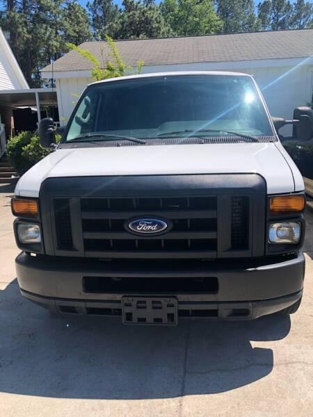2011 Ford E-Series Cargo for sale at Gralin Hampton Auto Sales in Summerville SC