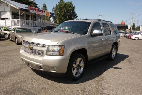 2009 Chevrolet Tahoe for sale at Leavitt Auto Sales and Used Car City in Everett WA