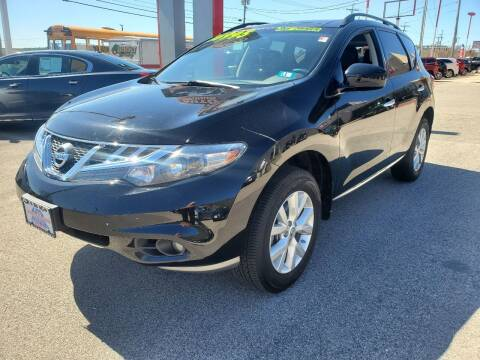 2014 Nissan Murano for sale at Auto Wholesalers Of Hooksett in Hooksett NH