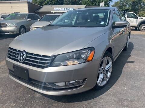 2013 Volkswagen Passat for sale at Superior Automotive Group in Owensboro KY