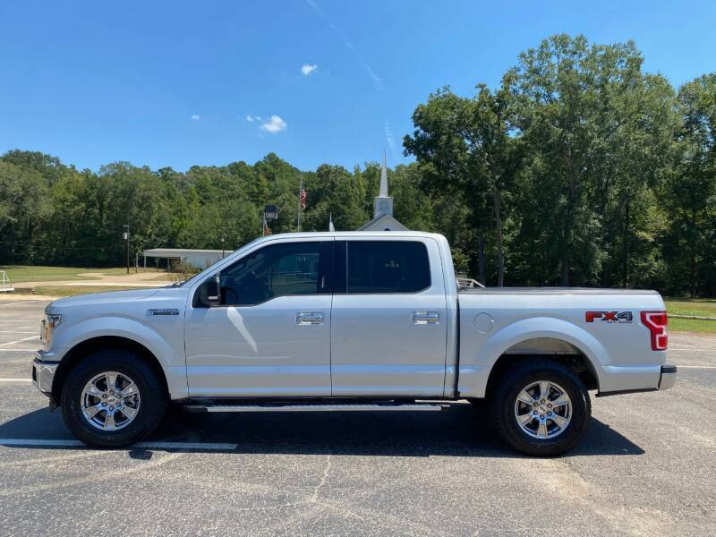 2018 Ford F-150 for sale at ULTRA AUTO SALES in Whitehouse TX