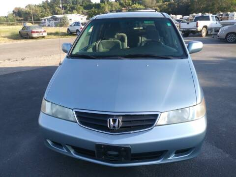 2004 Honda Odyssey for sale at Marvelous Motors in Garden City ID