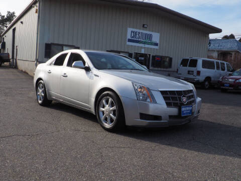 2009 Cadillac CTS for sale at Crestwood Auto Sales in Swansea MA