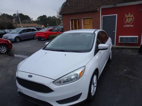 2015 Ford Focus for sale at AP Automotive in Cary NC
